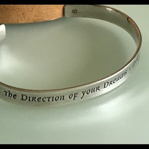 Sterling Cuff Go Confidently in the Direction ...